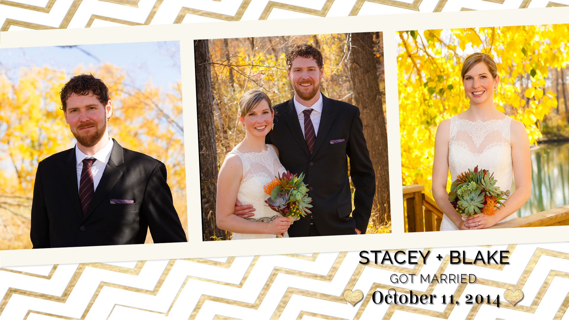 Wedding Photography for Blake & Stacey