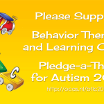BTLC Pledge-A-Thon for Autism 2014