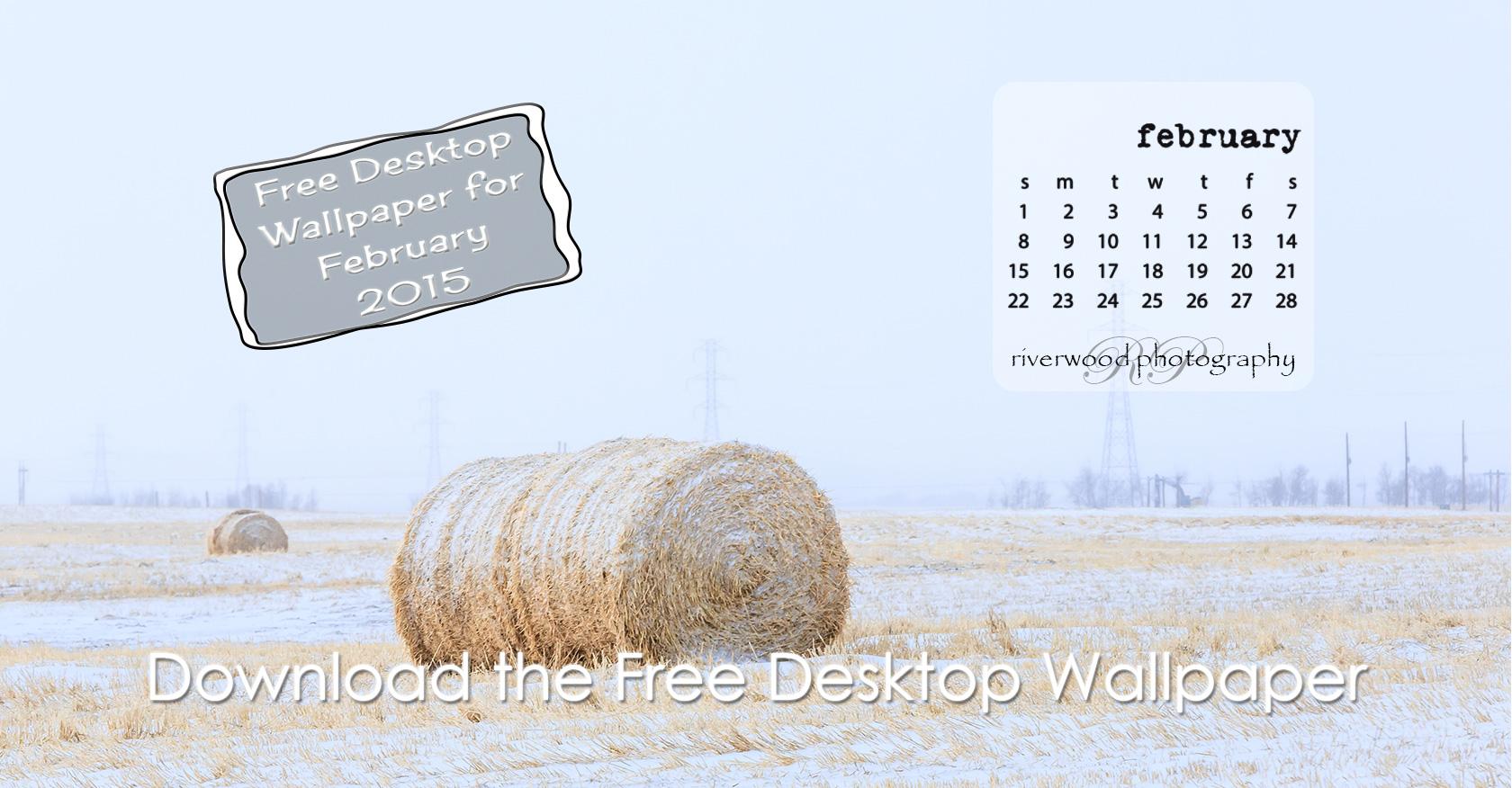 Free Desktop Wallpaper for February 2015