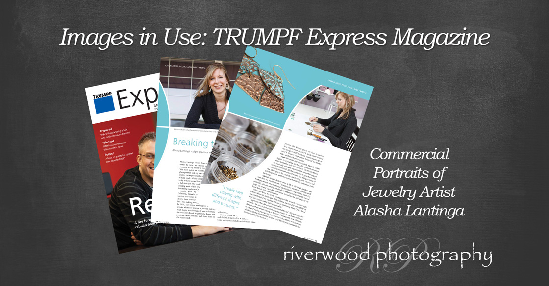 Images in Use: TRUMPF Express Magazine
