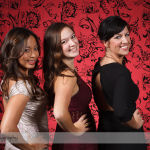 Custom Photobooth at Gowlings Christmas Party