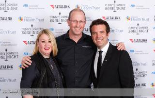Funny Bone Comedy Night - Calgary Health Trust Fundraiser