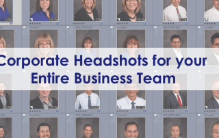 Corporate Headshots for Your Entire Business Team