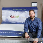 Commercial Photography at Sleep Boutique