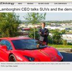 Lamborghini Calgary Grand Opening - driving.ca