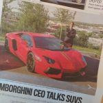 Lamborghini Calgary Grand Opening - Calgary Herald