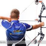 Archery Portraits for Cole Beres
