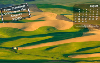 Landscape Photography from Steptoe Butte in The Palouse