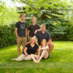 Family Portraits for the Smith Family