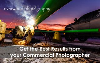 Get the Best Results from your Commercial Photographer with Sean Phillips