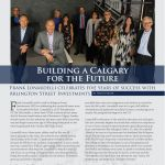 Business in Calgary Magazine - Business Profile for Arlington Street Investments