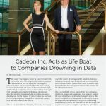 Business in Calgary Magazine - Business Profile for Cadeon Inc.