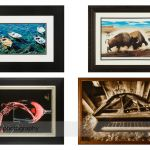 Professional Product Photography of Fine Art Prints