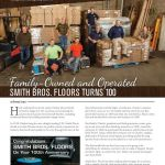 Business in Calgary Magazine - Business Profile for Smith Bros Flooring
