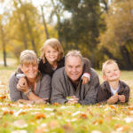Williams Family Fall Portrait Session