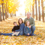 Annual Phillips-Knobel Family Portrait Session