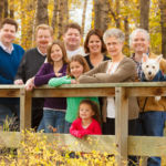 Rogerson Family Portrait Session at Carburn Park