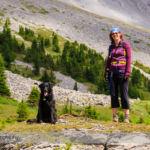 Hiking to Rummel Lake in Kananaskis