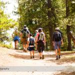 Hiking the Fullerton Loop Trail
