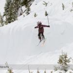 Spring Skiing at Lake Louise