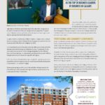 Business in Calgary Magazine - Business Profile for Arup Datta Architecture
