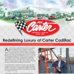 Business in Calgary Magazine - Business Profile for Jack Carter Cadillac