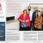 Business in Calgary Magazine - Business Profile for Lundgren and Young Insurance