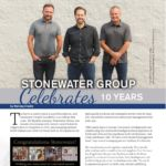 Business in Calgary Magazine - Business Profile for Stonewater Homes
