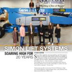 Business in Calgary Magazine - Business Profile for SimonLift