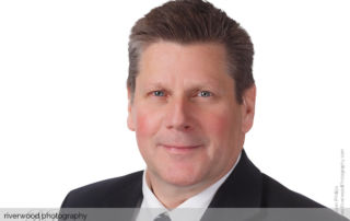 Corporate Headshots for Brad Gibson at Mortgage Tree