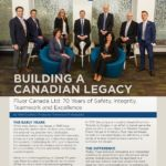 Business in Calgary Magazine - Business Profile for Fluor Canada