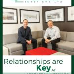 Business in Calgary Magazine - Business Profile for Labbe-Leech Interiors