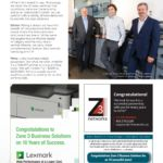 Business in Calgary Magazine - Business Profile for Zone 3 Business Solutions