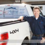 Commercial Photography for CHI Home Inspections
