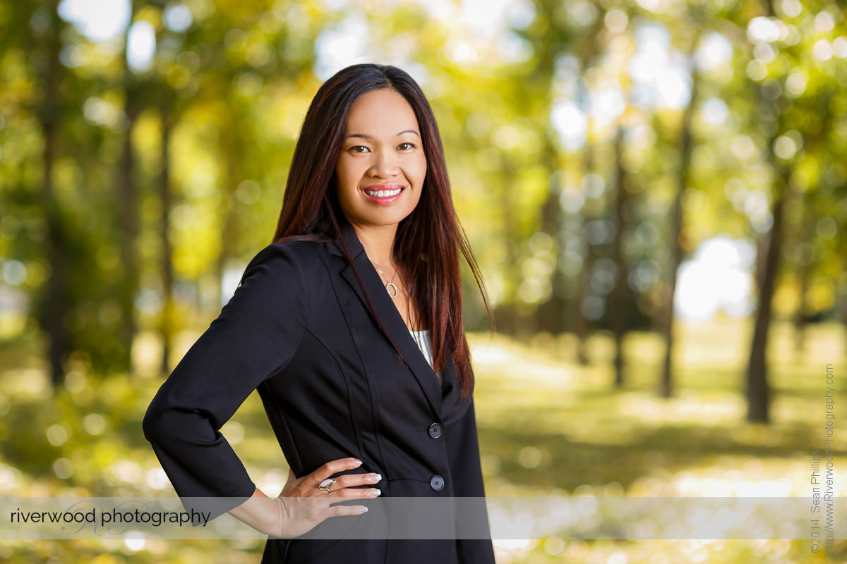 Realtor Headshots for Evelyn Volk