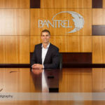 Executive Portraits at Bantrel in Calgary