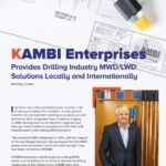 Business in Calgary Magazine - Business Profile for Kambi Enterprises