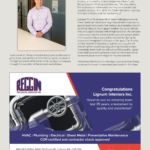 Business in Calgary Magazine - Business Profile for Lignum Interiors