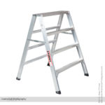 Industrial Product Photography for Sturdy Ladder